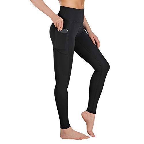 GIMDUMASA High Waist Leggings Damen Sport Fitness Yogahose...