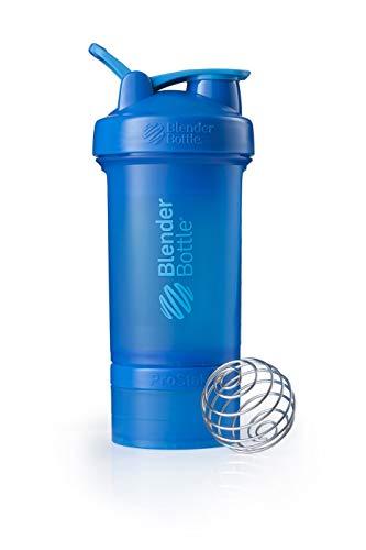 BlenderBottle ProStak Protein Shaker mit BlenderBall mit 2...