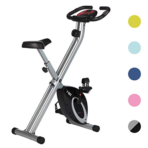 Ultrasport Heimtrainer F-Bike Advanced, LCD-Display,...