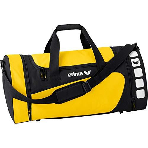 erima Sporttasche, Gelb/Schwarz, L, 76 Liter, 723333