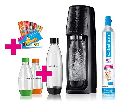 SodaStream Easy Wassersprudler-Set Vorteilspack mit CO2-...