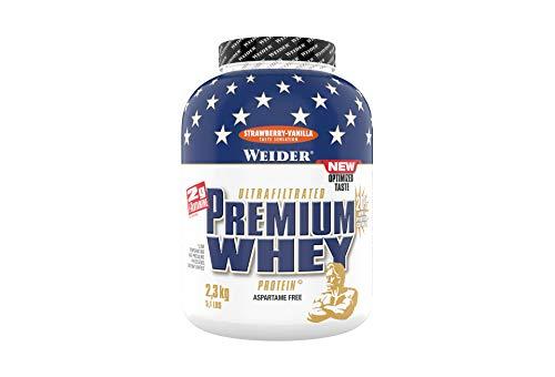 Weider Premium Whey Proteinpulver, Low Carb Proteinshakes...