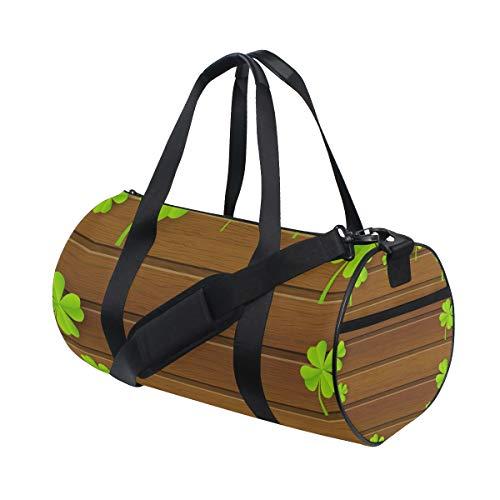 MALPLENA Sporttasche für Damen, Motiv: St. Patricks