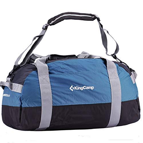 KingCamp Ultraleichte Sporttasche für Reisen, faltbar,...
