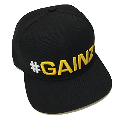 DEDICATED NUTRITION Cap Gainz Mütze Snapback One Size Gym...