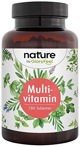 Multivitamin Forte 180 Tabletten - Alle wertvollen A-Z...