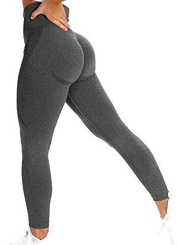 INSTINNCT Damen Scrunch Butt Leggings Booty Lifting Laufhose...