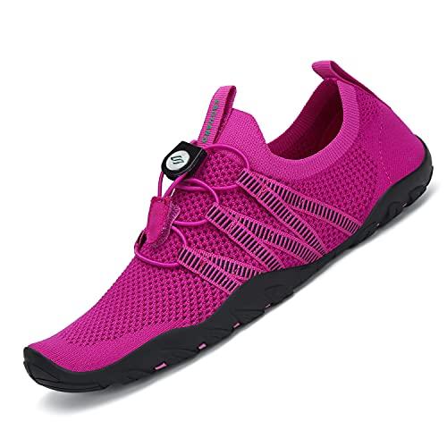 SAGUARO Herren Atmungsaktiv Traillaufschuhe Frauen Outdoor...
