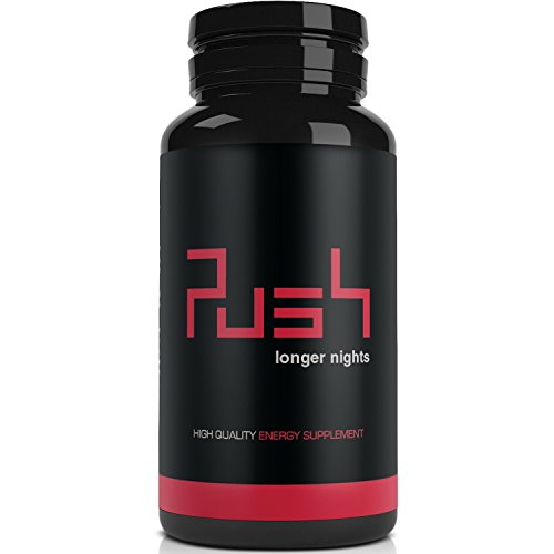 Push – Der Energy Booster | 60 Koffein-Tabletten |...