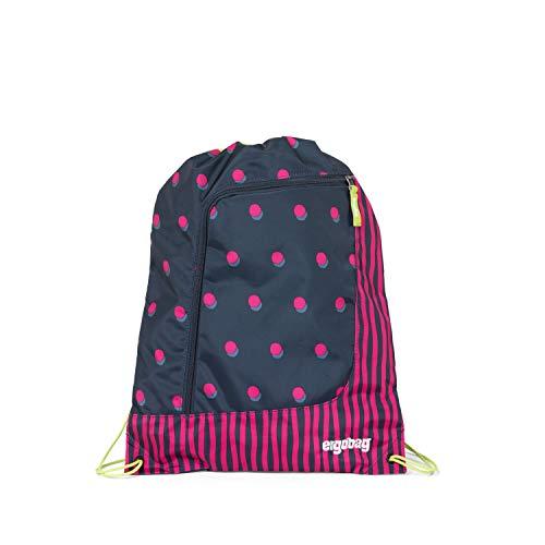 ergobag Unisex-Kinder Gym Bag Tasche Mehrfarbig (Shoobi...