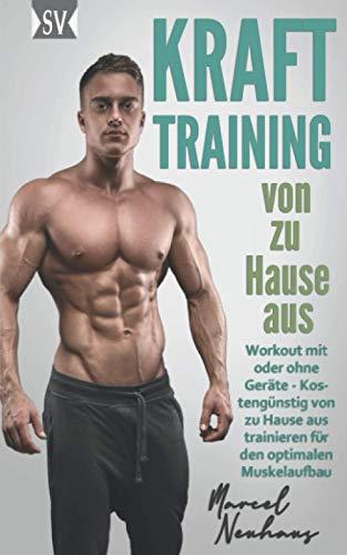 KRAFTTRAINING von zu Hause aus: Workout mit oder ohne...