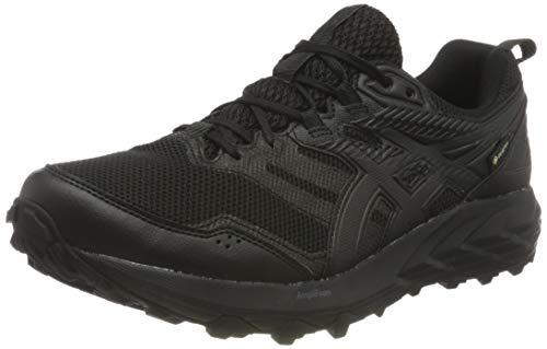 ASICS Herren 1011B048-002_42,5 Running Shoes, Black, 42.5 EU
