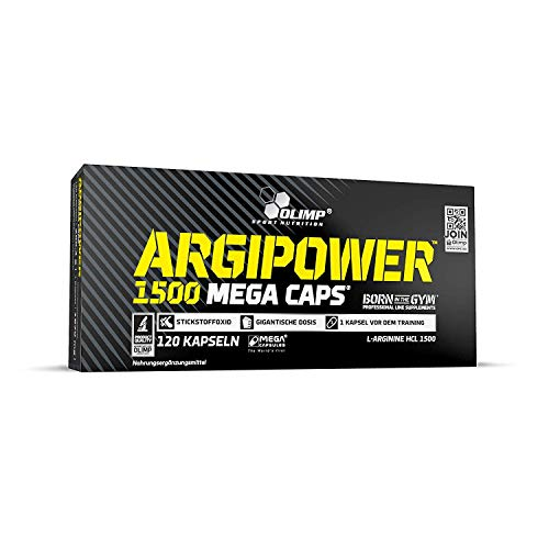 Olimp Antikataboliken ArgiPower 1500 Mega Caps 120 Kapseln