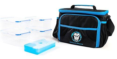 Urban Lifters Meal Prep Bag/Tasche zur Vorbereitung von...
