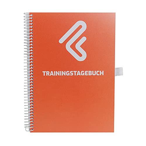 TNT – Trainingstagebuch DIN A5 für Home Gym,...