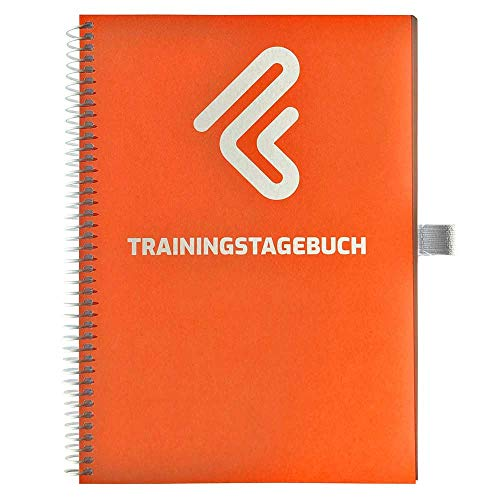 Trainingstagebuch DIN A5 für Krafttraining, Fitnessstudio,...