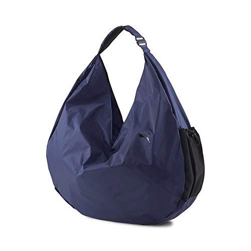 PUMA Damen Studio Draped Gym Bag Sporttasche, Elektro Blue,...