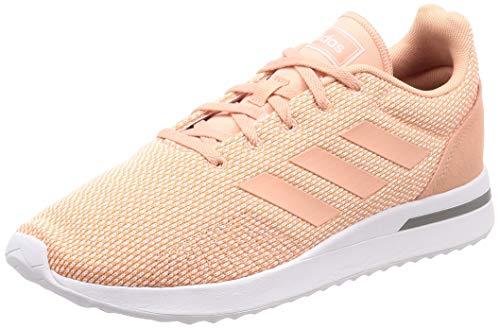 adidas Run70s, Damen Laufschuhe, Orange (Clear Orange/Dust...