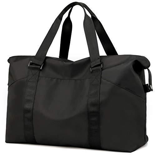 Sporttasche Reisetasche mit Tasche für trockene Nass- und...