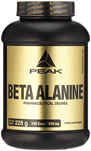 PEAK Beta Alanine - 240 Kapseln à 1000mg
