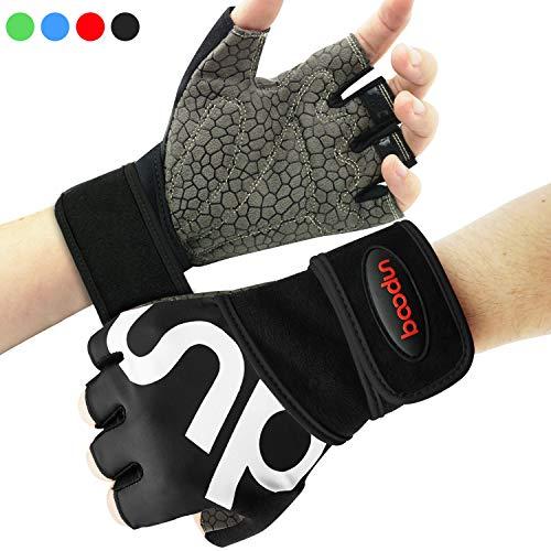 SYOSIN Fitness Handschuhe, Trainingshandschuhe mit...