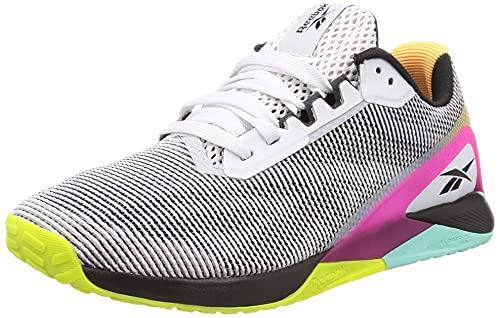 Reebok Damen Nano X1 Grit Leichtathletik-Schuh, Mehrfarbig...