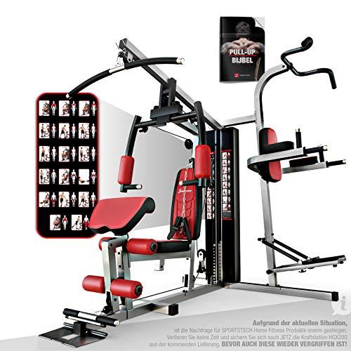 Sportstech Einzigartig Premium Kraftstation HGX100/HGX200...
