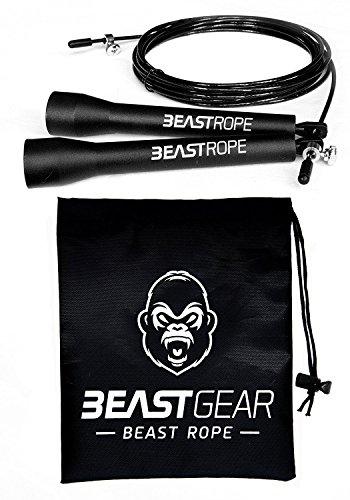 Springseil von Beast Gear – Speed Rope Für Fitness,...