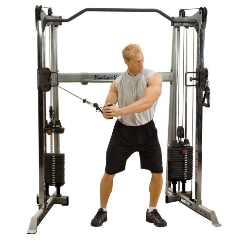 Body-Solid GDCC-200 Functional Training Center...