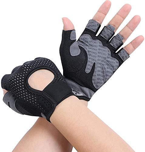 flintronic Fitness Handschuhe, Trainingshandschuhe,...