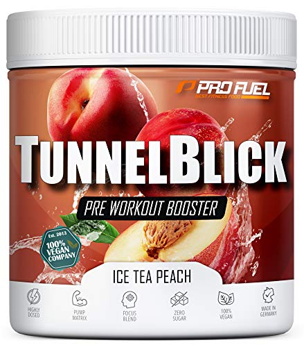 Pre-Workout-Booster Trainingsbooster Tunnelblick mit...