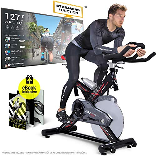Sportstech Profi Indoor Cycle SX400 –Deutsche...