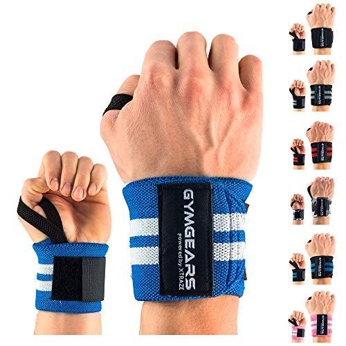Handgelenkbandage - Profi Bandagen für Kraftsport