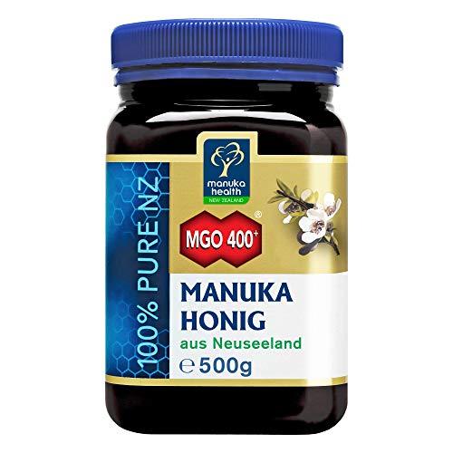 Manuka Health - Manuka Honig MGO 400+ 500g - 100% Pur aus...