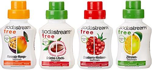 Sodastream Free - die kalorienarme Erfrischung mit...