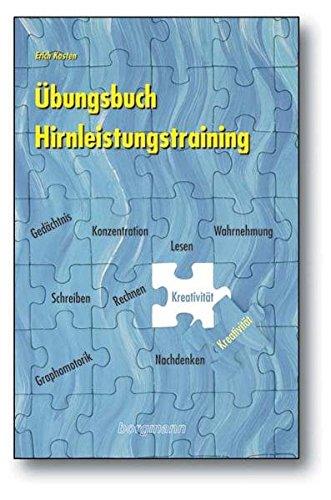 Übungsbuch Hirnleistungstraining