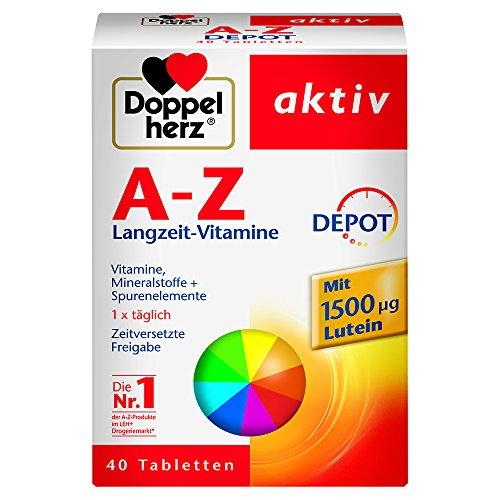 Doppelherz A-Z DEPOT Langzeit-Vitamine –...