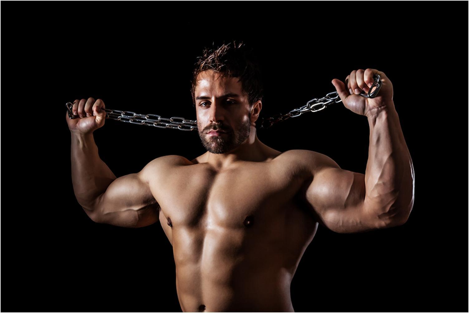 Gewichtsketten im Bodybuilding