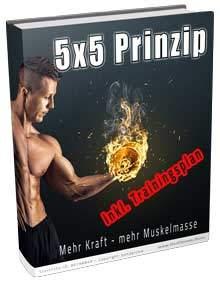 5x5 Trainingsplan