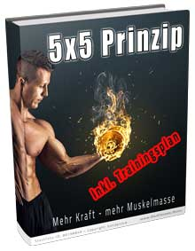 5x5 Trainingsprinzip