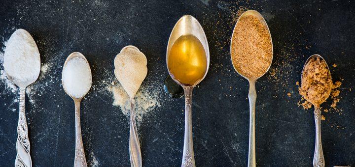 Gesunde Zuckeralternativen