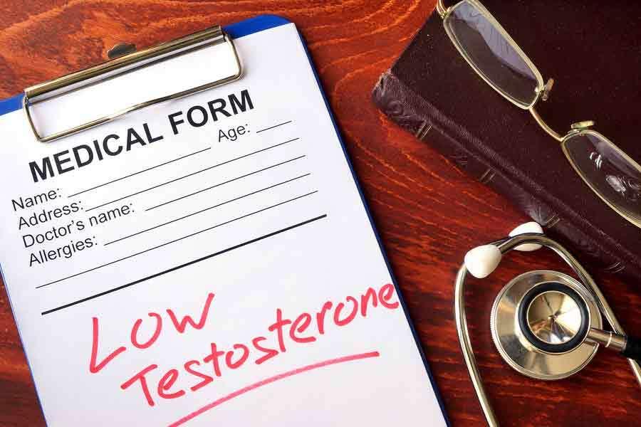 Testosteronmangel