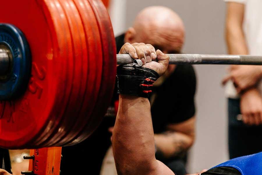 Maximale Kraft trainieren